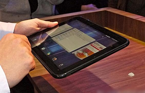 Amazon releases Kindle App for HP TouchPad