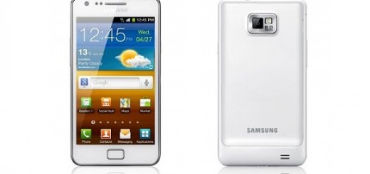 Samsung Galaxy S II Sign-Up Page goes live for US; Galaxy S II White for Order in UK