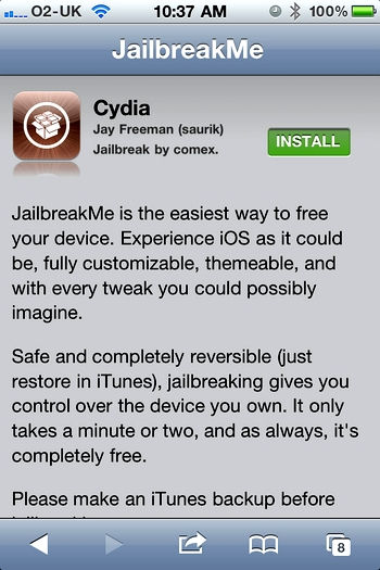 JailbreakMe 3.0 Tool for iPad 2/iOS 4.3.3 released; makes Jailbreaking Easy