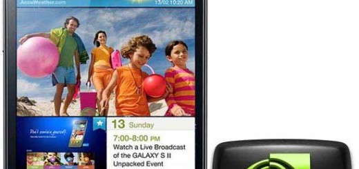 Samsung Galaxy S II GT-I9103 with Tegra 2 visits FCC