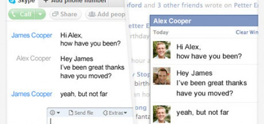 Skype Video Chat on Facebook officially announced; Releasing soon