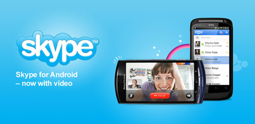 Skype for Android App gets updated; adds Video Calling