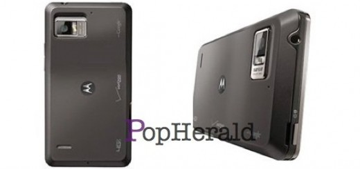 Verizon Motorola Droid Bionic Official Images leaks
