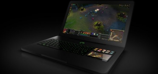 "Razer Blade 17"" Gaming Laptop with Switchblade UI to be released in Q4 2011; Specs and Price revealed"