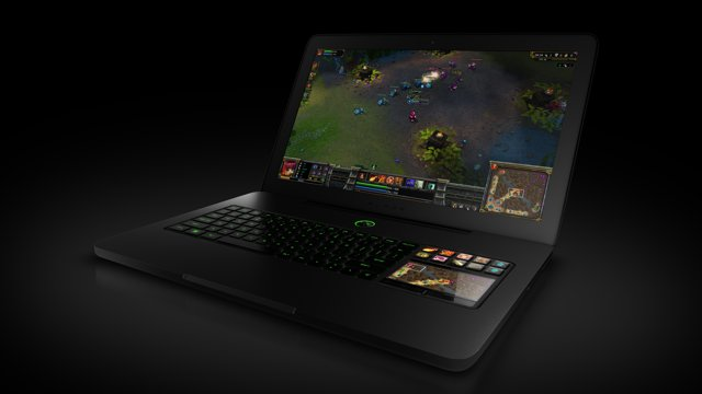 """Razer Blade 17"""" Gaming Laptop with Switchblade UI to be released in Q4 2011; Specs and Price revealed"""