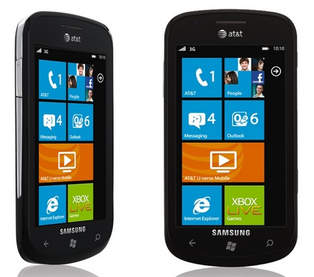 Samsung Focus i917 WP7 Phone Priced $270 at Amazon; Buy it now
