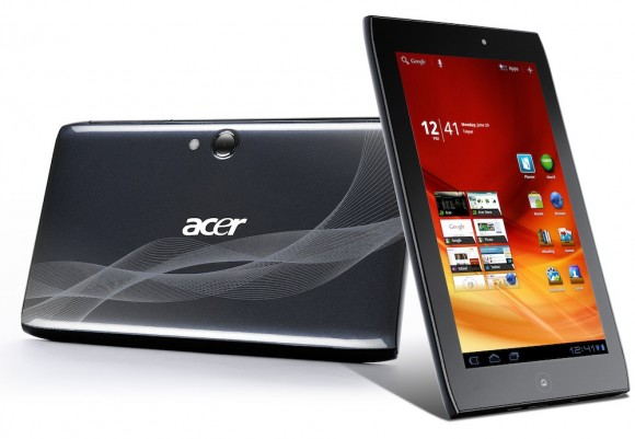 Acer Iconia Tab A100 7-inch Tablet released; Available for Purchase