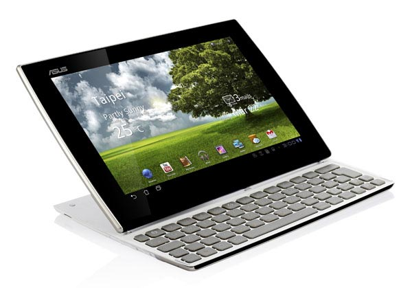 ASUS Eee Pad Slider Release Date confirmed to be in September; 3G Variant in 2012