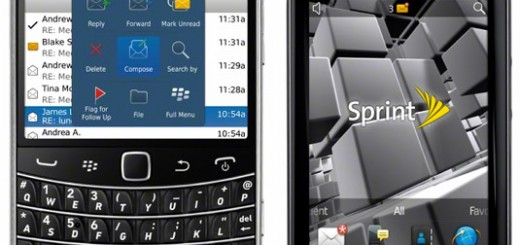 Sprint to release BlackBerry Bold 9930 and Torch 9850; US cellular to sell Torch 9850 for price of $199 soon