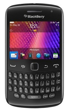 BlackBerry Curve 9350, 9360 and 9370 Specs, Release Date and Price for Sprint