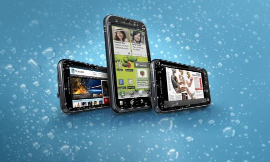 Motorola Defy+ Smartphone official with Specs; releasing this Fall