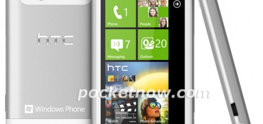 Image of HTC Omega Windows Phone 7 Mango Smartphone spotted; to be unveiled on September 1?