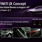 2013 Infinity JX Concept Teaser Images Spotted