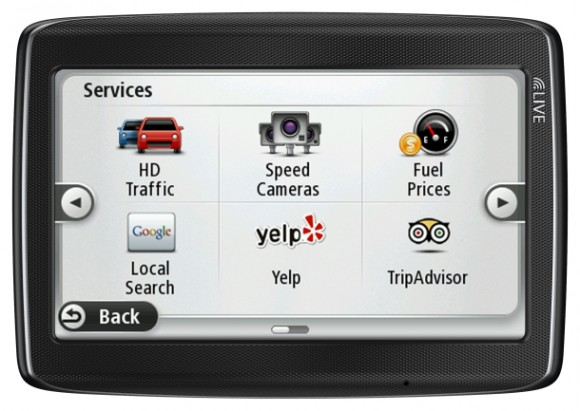 TomTom Go Live 1535M GPS System with Apps like Yelp, Twitter; Specs, Price and Release Date