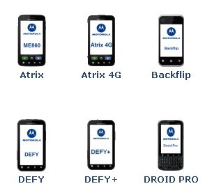 O2 Germany to release Motorola Defy+ with Gingerbread in Weeks?