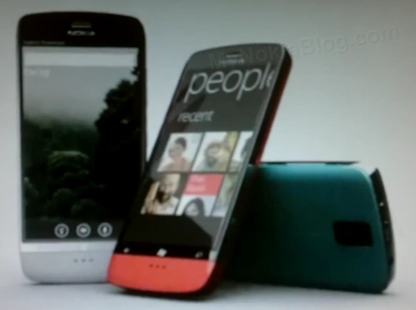 Images and Video of Allegedly new Nokia Windows Phone Smartphones spotted