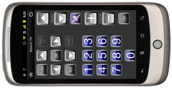 ThinkFlood releases RedEye Universal Remote Control App for Android