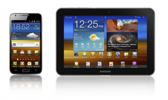 Samsung Galaxy S II and Galaxy Tab 8.9 4G LTE devices confirmed
