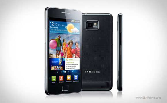 Sprint's Epic Touch 4G to be available first as Samsung Galaxy S II Variant in US; Release Date September 9?