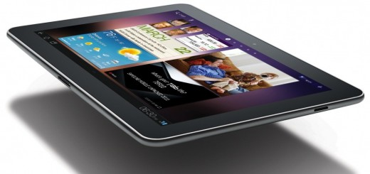 Samsung Galaxy Tab 10.1 Tablet Europe Release Date August 18; Pricing 629 Euro