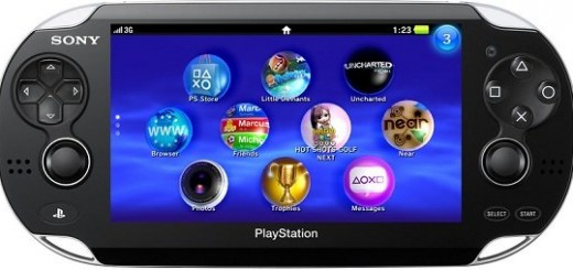 Sony PlayStation Vita on Pre-order at Amazon and Best Buy; Starting Price $249.99