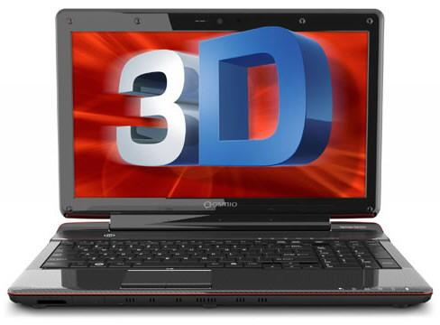 Toshiba Qosmio F755 glasses-free 3D laptop priced $1699, release date on August 16th