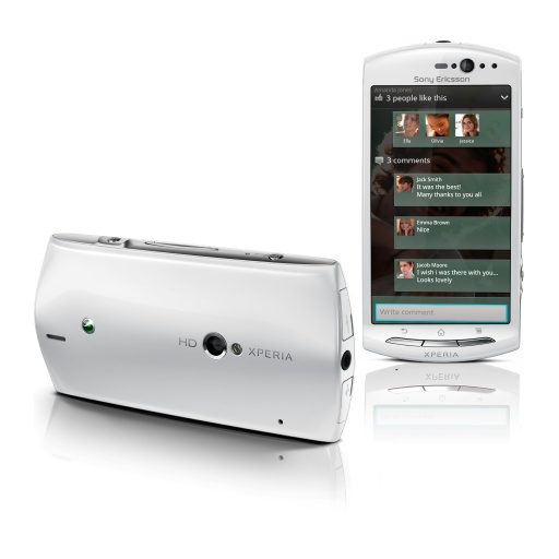 Sony Ericsson XPERIA neo V and 2.3.4 Gingerbread Update for XPERIA lineup announced