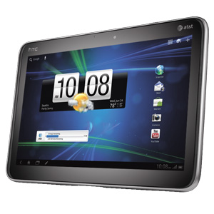 AT&T HTC Jetstream 4G LTE Tablet Specs, Price and Release Date officially revealed