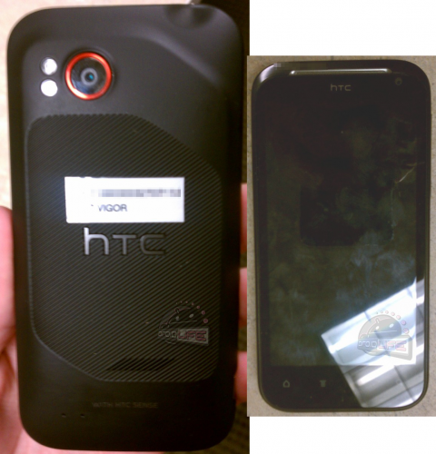 Images of HTC Vigor LTE Smartphone spotted