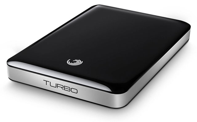 GoFlex Turbo USB 3.0 Hard Drive with Data Recovery Service