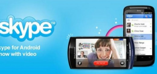 Skype App for Android updated to V2.1; brings Video calling to More Android Devices