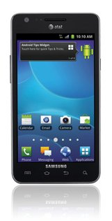 AT&T Samsung Galaxy S II Release Date and Price official