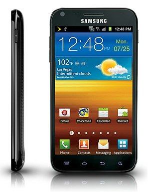 Sprint releases Samsung Epic 4G Touch; Pricing $199.99