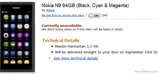 Amazon offers Pre-order for Nokia N9; Release Date September 23?