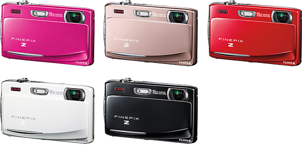 Fujifilm releases FinePix Z950 EXR Digital Camera; Specs revealed