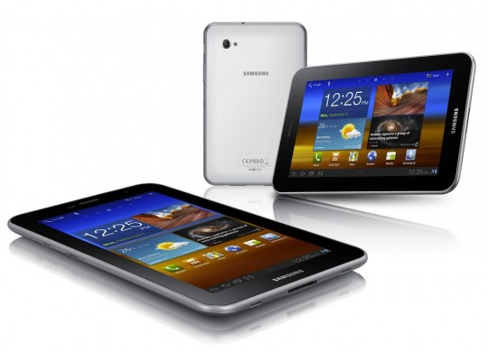 Samsung to release Galaxy Tab 7.0 Plus Honeycomb Tablet in October; Specs revealed