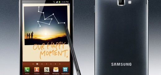 Clove UK: Samsung Galaxy Note Release Date to be in November; Pricing £500