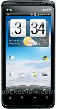 Sprint HTC Evo Design 4G Android Smartphone surfaced with Specs