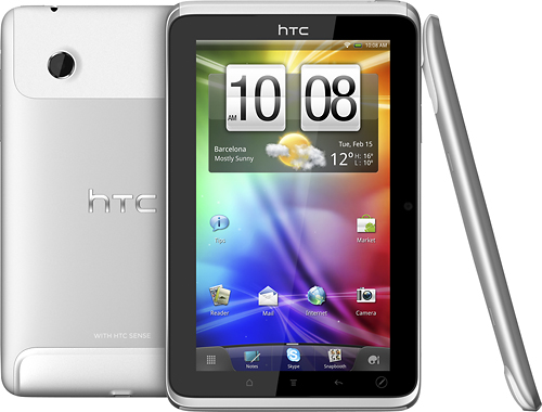 HTC Flyer Tablet offered for $299 at Best Buy starting October 1