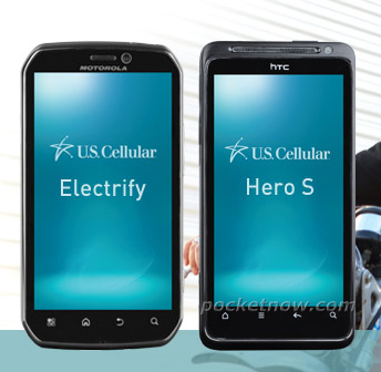 US Cellular to release HTC Hero S?; Images and Specs leaks