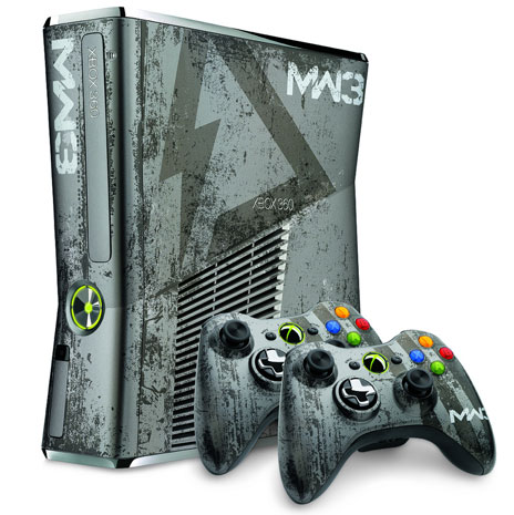 Modern Warfare 3 limited edition Xbox 360 Priced $399.99; Pre-order now
