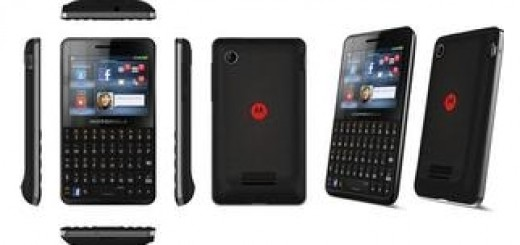 Motorola to release Motorola EX225 and EX226 Facebook Phones?