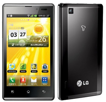 LG Optimus EX US880 Smartphone official with Specs in Korea
