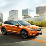 Saburu XV Crossover unveiled at Frankfurt Auto Show; Specs revealed