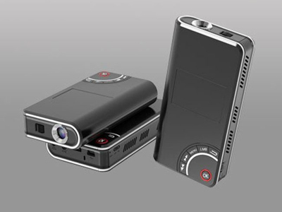 Tursion TS-102 Android powered Smart Pico Projector priced $450 on Amazon