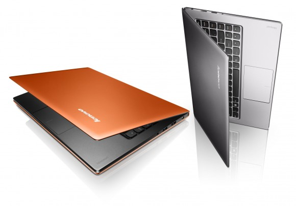 U300s family 01 580x405 Lenovo IdeaPad U300s, U300 and U400 Ultra portable Laptops specs, Price and Release Date announced