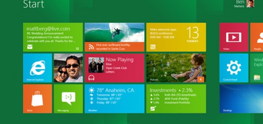 Microsoft Windows 8 OS and Samsung Tablet revealed with Specs at BUILD Conference