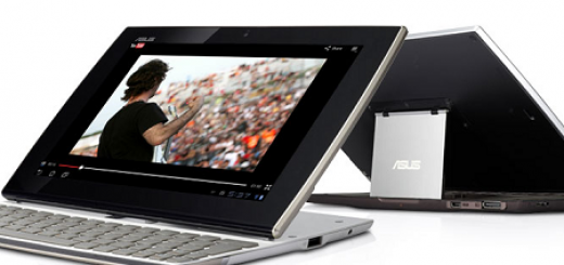 ASUS Eee Pad Slider Tablet releases; starting Price $479