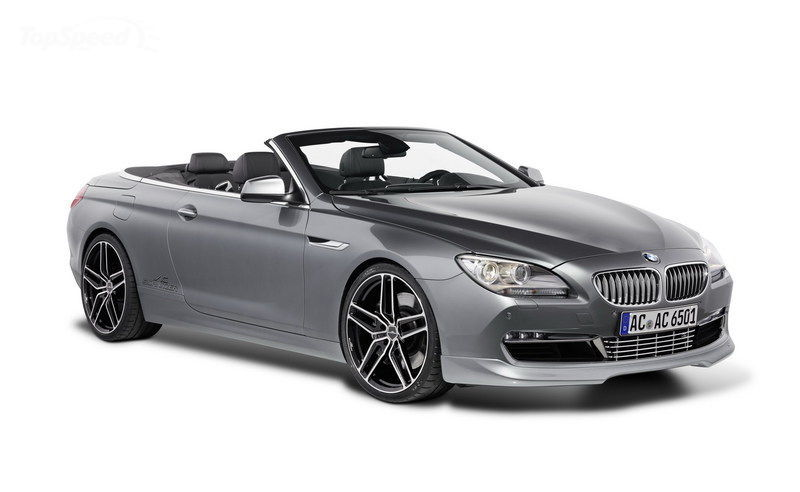 AC Schnitzer to bring 2012 BMW 650i Convertible at Frankfurt Auto Show