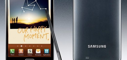 "Samsung's new Galaxy Note with 5.3"" Display unveiled; Specs and Hands-on Video"